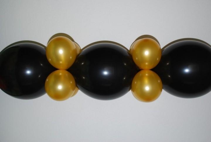 Řetězové balónky