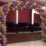 balonkova brana a balonky metallic