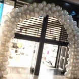 balonky stribrne metalicke