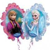Frozen foliový balónek 63cm x 78cm
