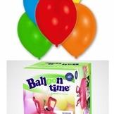 Balloon time + LED blikající barevné balónky 16ks
