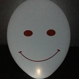 LED světlo do balónku bílé 1 ks