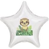 Balónek lenochod hvězda