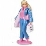 Figurka Barbie na dort 13 cm