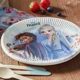 Frozen 2 jedlý papír na dort 18,5 cm