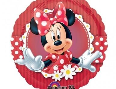 Minnie výzdoba na oslavu - párty dekorace a roztomilou myškou je skladem - ihned k dodání. Vyzdobte si oslavu s myškou Minnie.