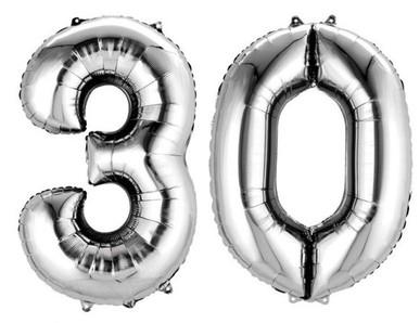 30.narozeniny výzdoba