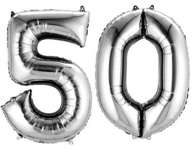 50.narozeniny výzdoba