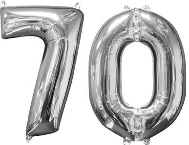 70 narozeniny výzdoba