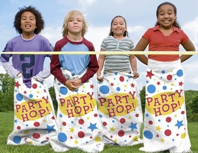 Dětský den - zábava pro děti