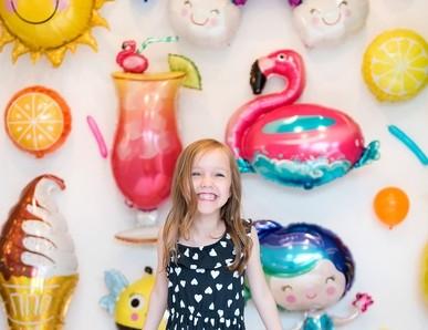 Dětská besídka - výzdoba a dekorace