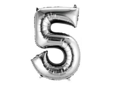 5.narozeniny dekorace