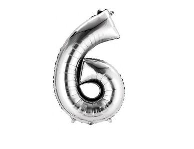 6.narozeniny dekorace