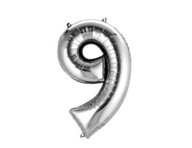 9.narozeniny výzdoba