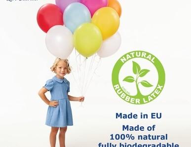 Ekologické balonky