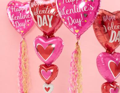 Valentýn v růžové nebo stříbrné?
