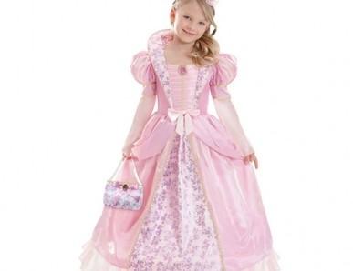 Princess párty dekorace na holčičí oslavu