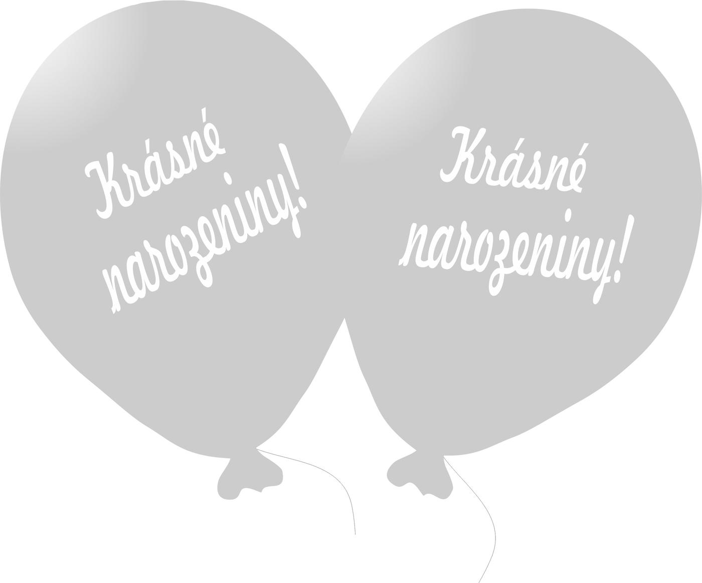 balónkysčeskýmnápisem