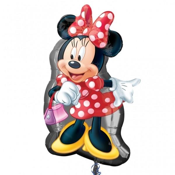 Minnie foliový balónek 48 x 81cm