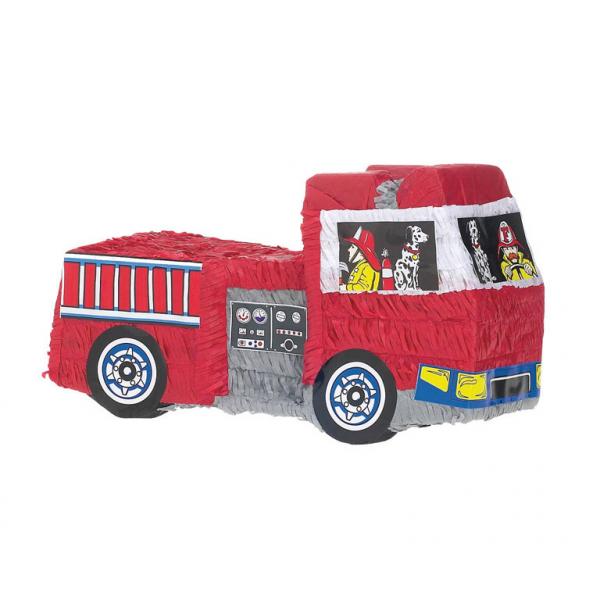 Piňata hasiči auto Amscan