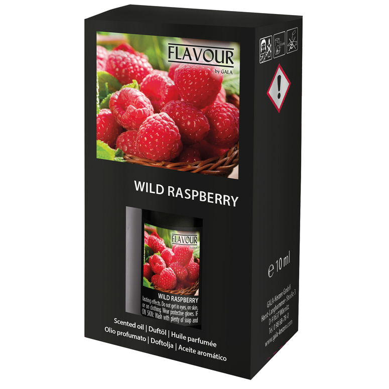 Vonnný olej Wild Raspberry 10 ml Gala kerzen