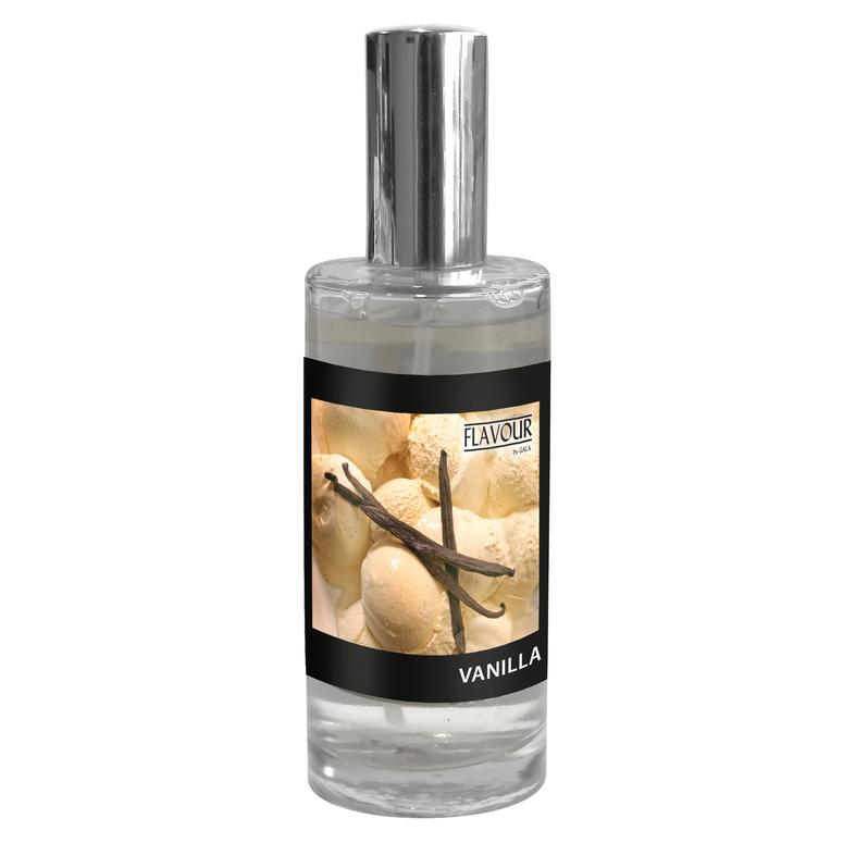 Vonný sprej ve skle Vanilla 100 ml Gala kerzen