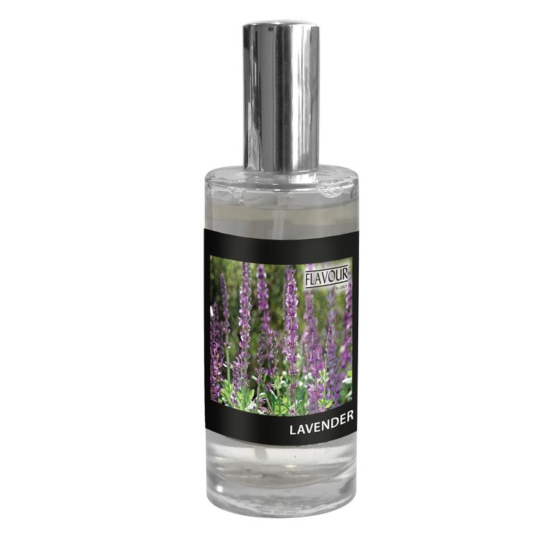 Vonný sprej ve skle Lavender 100 ml Gala kerzen