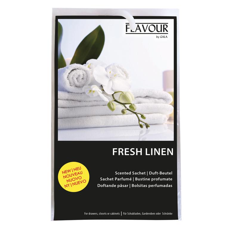 Vonný sáček Fresh Linen s háčkem na zavěšení