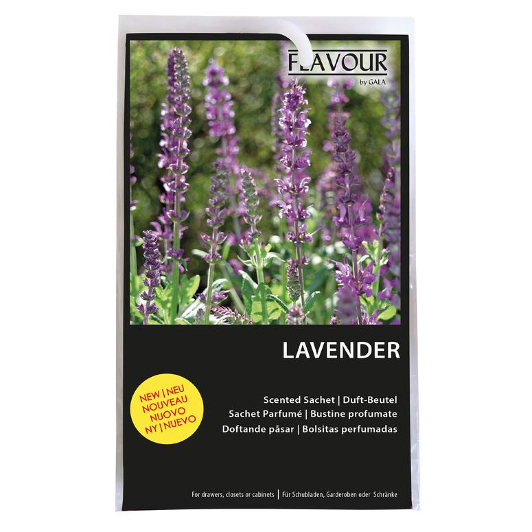 Vonný sáček Lavender s háčkem na zavěšení Gala kerzen