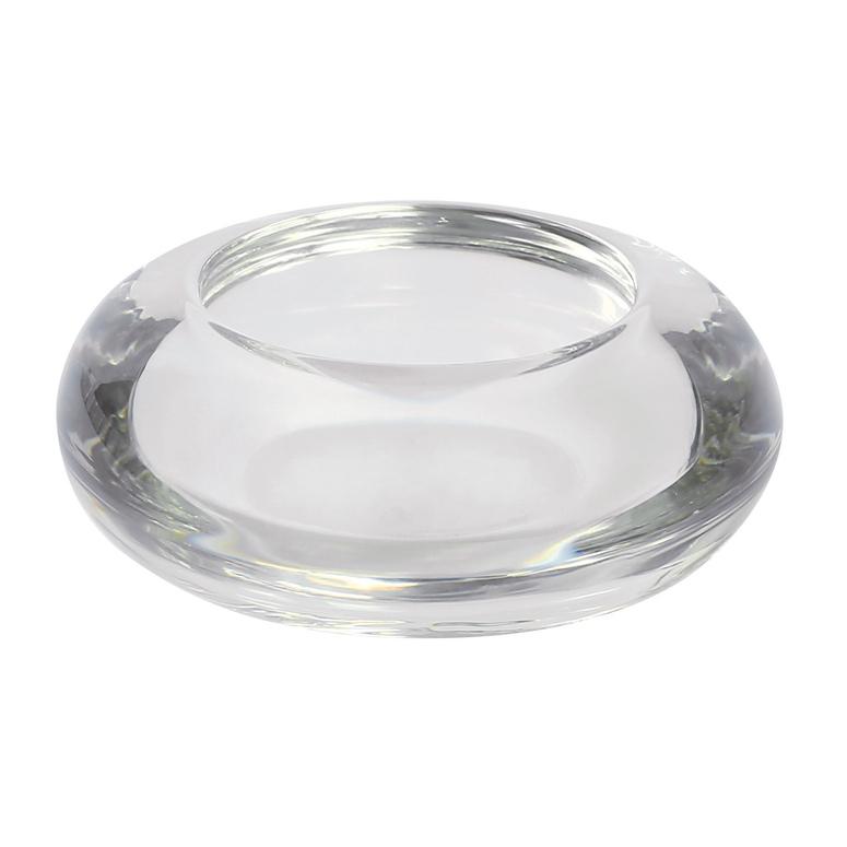 Svícen ze skla na čajovou svíčku Gala-kerzen