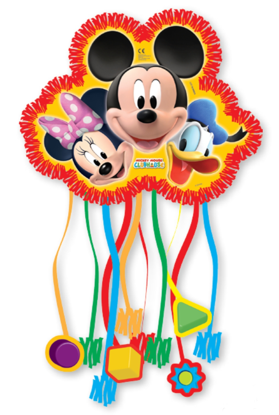 Procos Mickey Mouse piňata 28cm x 23cm