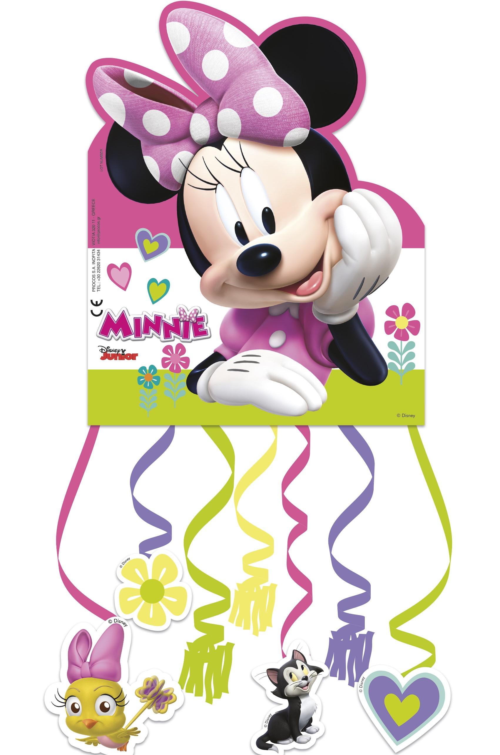 Piňata Minnie Mouse Procos