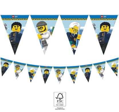 Lego City vlajka Procos