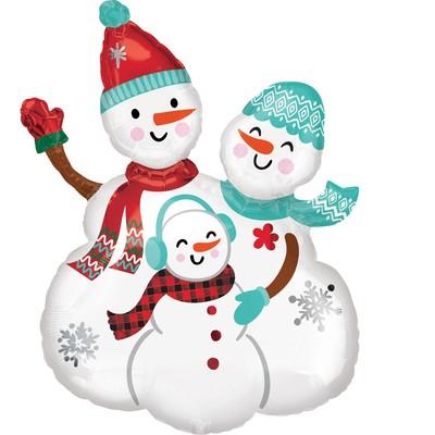 Výsledek obrázku proobrázky sněhuláci