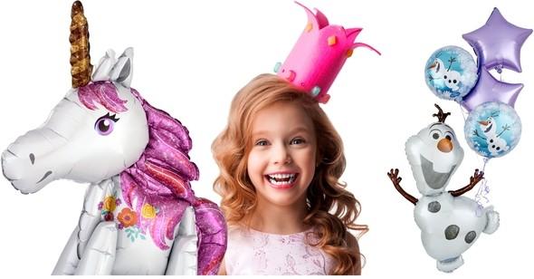 E-shop s balonky a vybavením na party