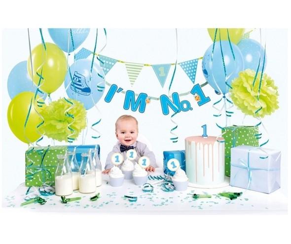 První narozeniny - párty dekorace