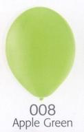 Balónky 008 APPLE GREEN
