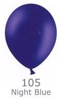 Balónky 105 NIGHT BLUE
