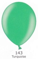 Balonky metalické 143 TURQUOISE