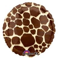 Foliový balónek žirafa 45cm