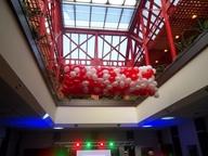 Síť na vypouštění balónků 500ks