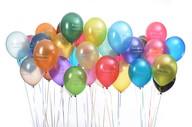 Balonky s potiskem 100 ks