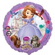Foliový balónek Sofie princezna 45cm