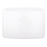 Podnos bílý plastový 20,3 cm x 27,9 cm