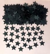 Konfety hvězdy Black 14g