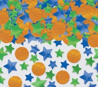 Basketbal konfety 70g