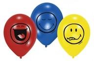 Smiley Express balónky 6ks mix