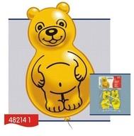 Balonky 2ks medvídek