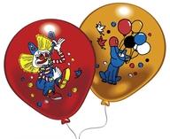 Balonek klaun 8ks