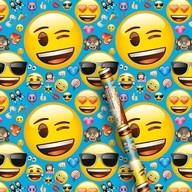 Emoji balící papír
